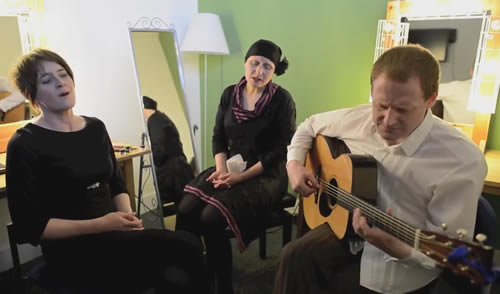 Karine Polwart Trio - Backstage Pass (Video Session)